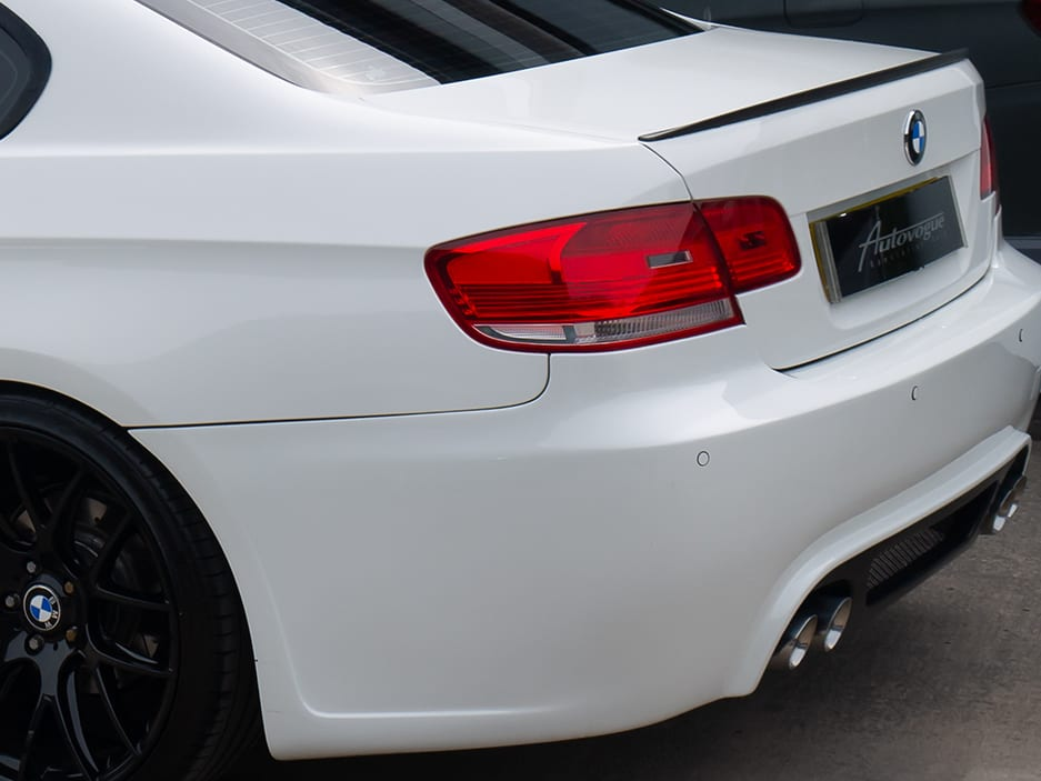 Vision E92 Rear Spoiler Autovogue